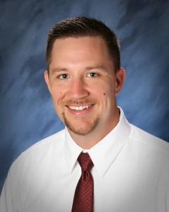 Principal Michael Martin Photo